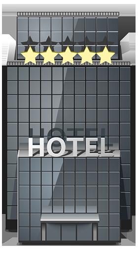 Hotels et Prestations